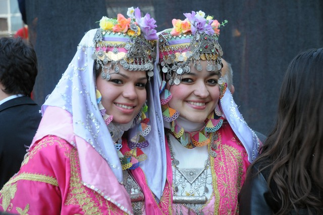 traditionele kleding turkije